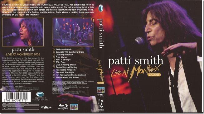 Patti Smith - Live At Montreux
