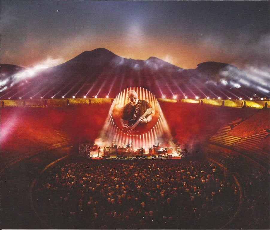 david gilmour � live at pompeii de luxe edition