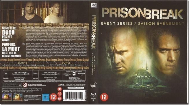 Prison Break - Seizoen 5 - Event Series