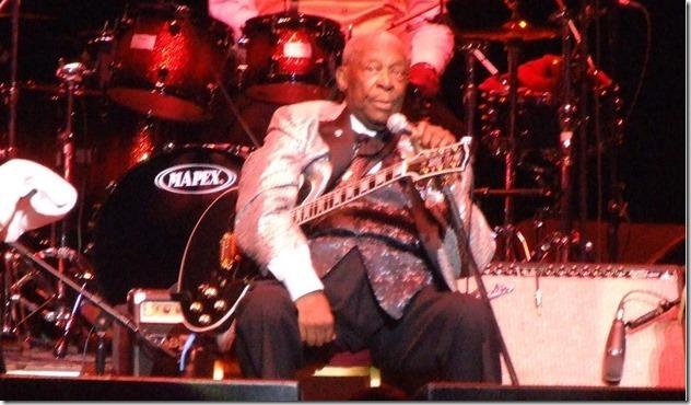B.B. King - Live At The Royal Albert Hall 2011 (1)