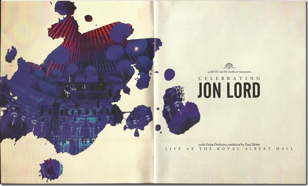 Various Artists - Celebrating Jon Lord - B01