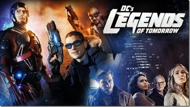 DC's Legends Of Tomorrow (4)