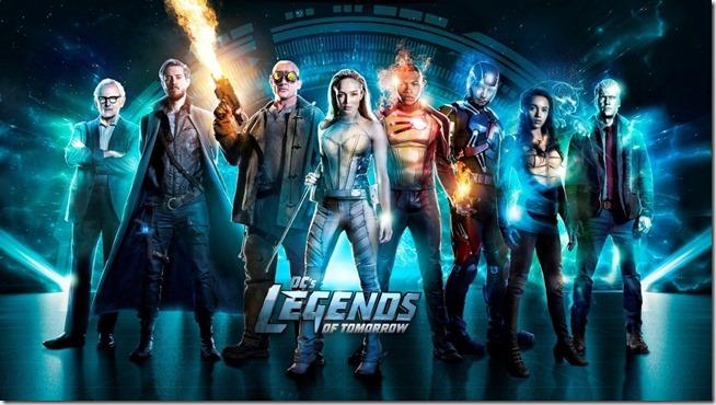 DC's Legends Of Tomorrow (5)
