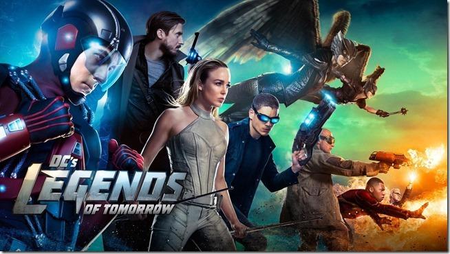 DC's Legends Of Tomorrow (6)