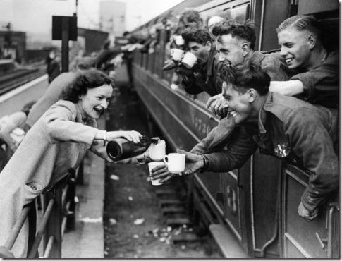 Evacuation-of-Dunkirk