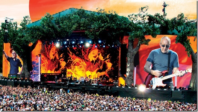 The Who - Live in Hyde Park (1)
