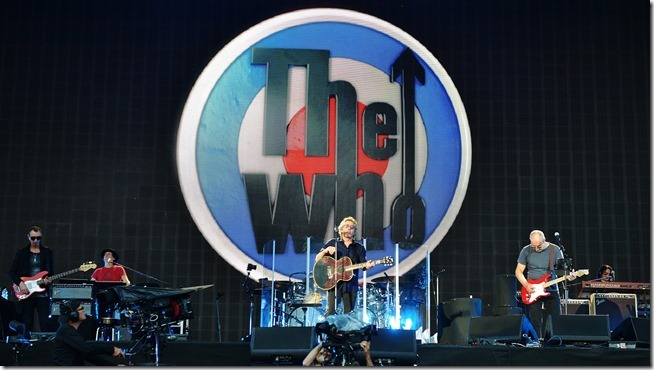 The Who - Live in Hyde Park (2)