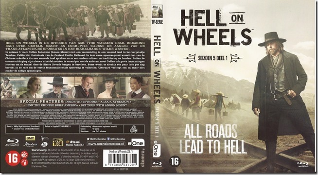Hell On Wheels - S5 - D1