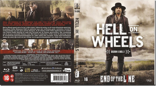 Hell On Wheels - S5 - D2