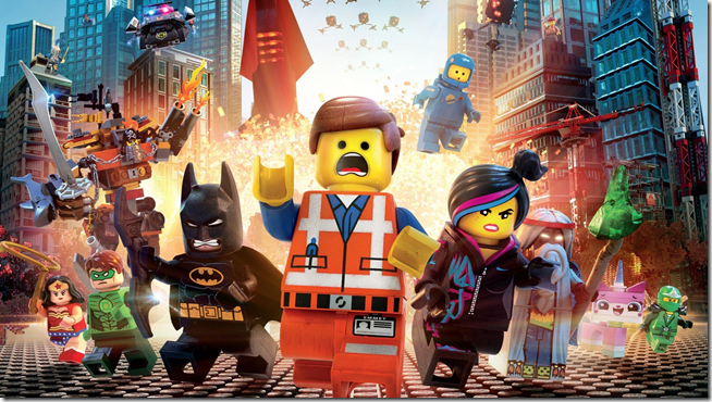 Lego Movie (1)