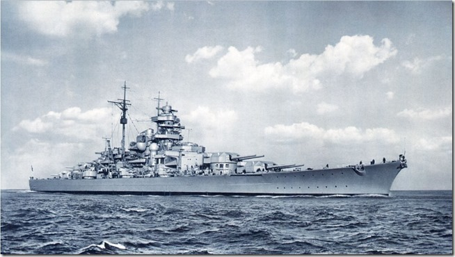 Sink The Bismarck (1)