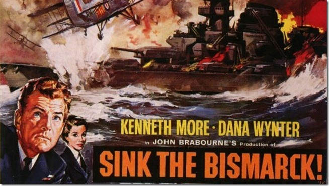 Sink The Bismarck (3)