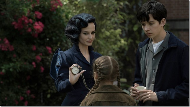 Miss Peregrine's Home for Peculiar Children (12)