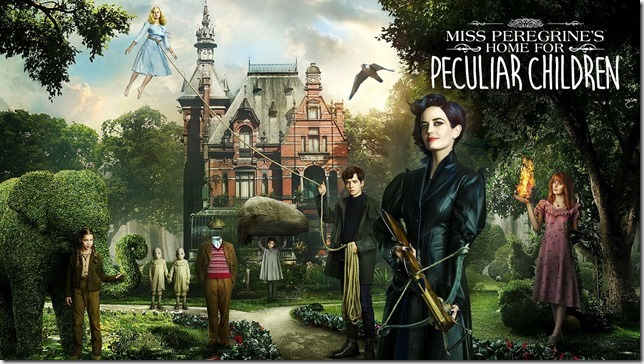 Miss Peregrine's Home for Peculiar Children (21)