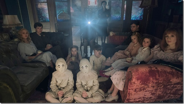 Miss Peregrine's Home for Peculiar Children (4)