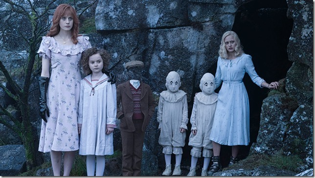 Miss Peregrine's Home for Peculiar Children (6)