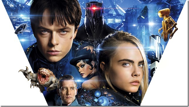 Valerian And The City Of A Thousand Planets (1)