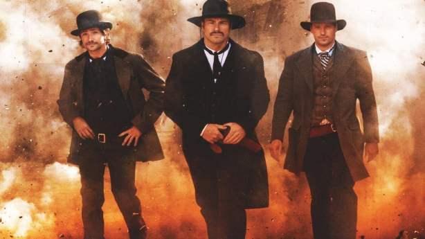 Wyatt Earp's Revenge (1)