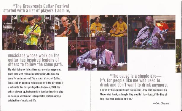 Eric Clapton - Crossroads 2004 - A