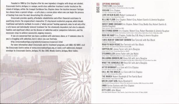 Eric Clapton - Crossroads 2004 - B