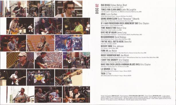 Eric Clapton - Crossroads 2004 - C