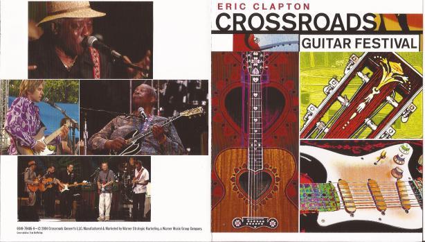 Eric Clapton - Crossroads 2004