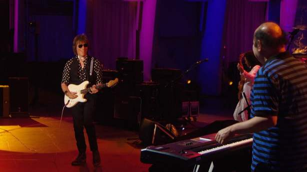 jeff beck - live at the hollywood bowl (1)