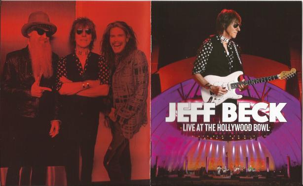jeff beck - live at the hollywood bowl - b01