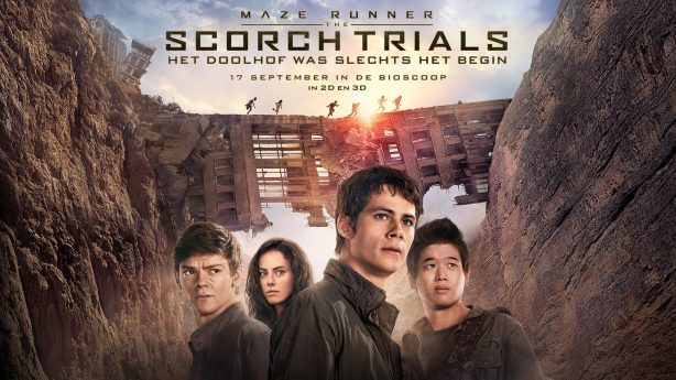 maze runner - the scorch trials (1)
