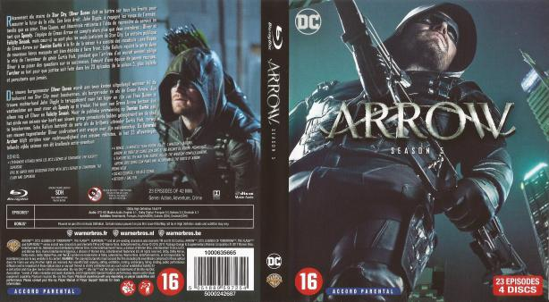 Arrow - Seizoen 5