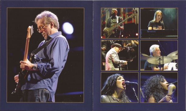 Eric Clapton - Slowhand at 70 - Book 1