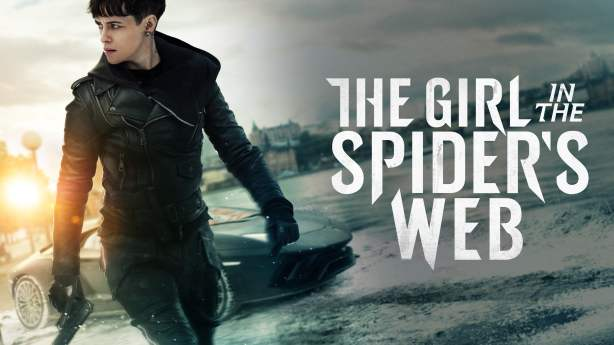 Girl In The Spider's Web (1)