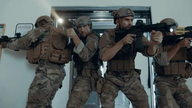 Alien Warfare (1)