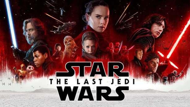 Star Wars - Episode VIII - The Last Jedi (1)