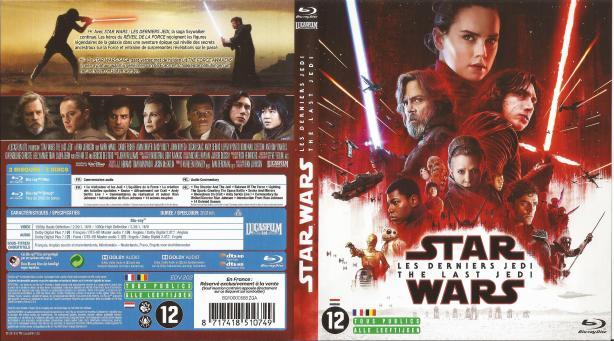 Star Wars VIII - The Last Jedi