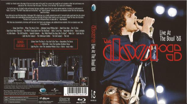 Doors - Live At The Bowl '68