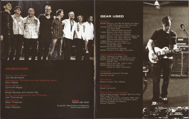 Joe Bonamassa - Live From The Royal Albert Hall - B2