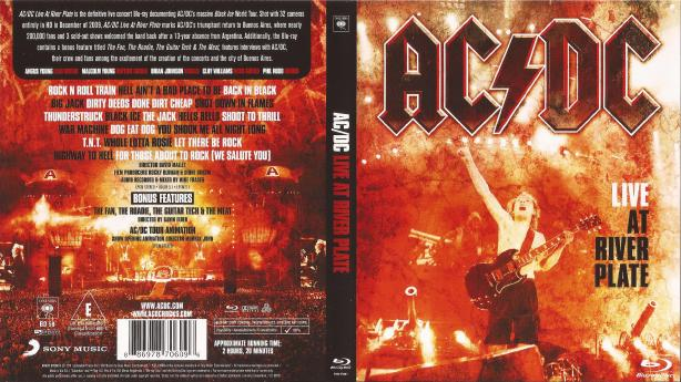 AC-DC - Live At River Plate