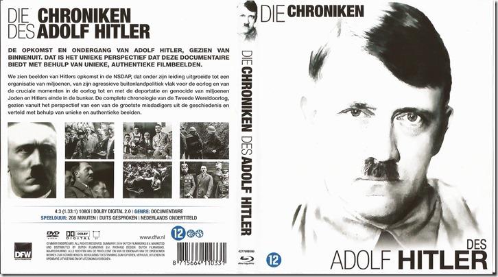Chroniken Des Adolf Hitler