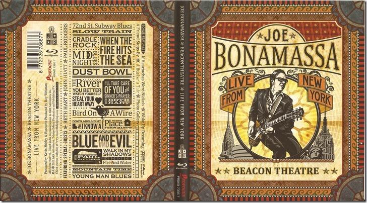 Joe Bonamassa - Live From New York - Beacon Theatre