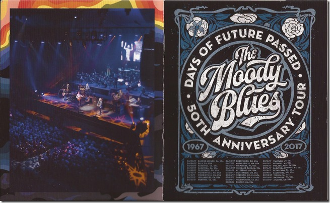 Moody Blues - Days Of Future Passed Live - B01