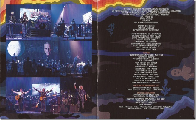 Moody Blues - Days Of Future Passed Live - B04