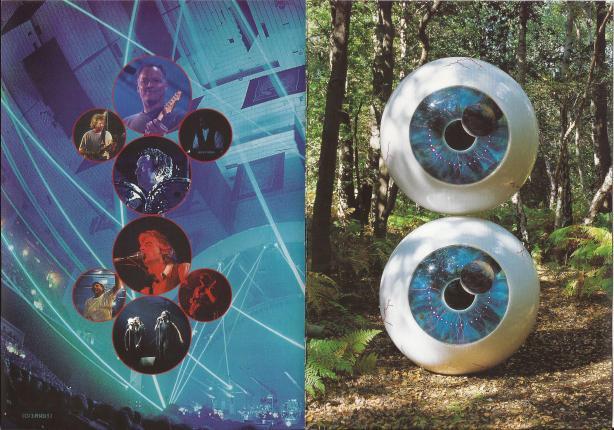Pink Floyd - Pulse - B1