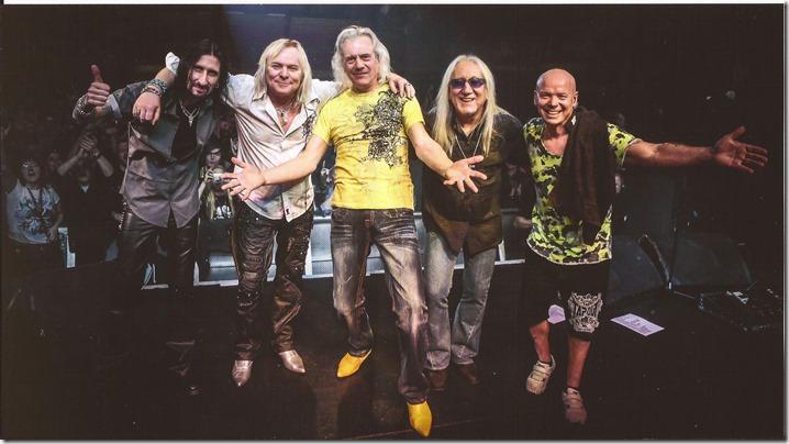 Uriah Heep - Live At Koko - Inside