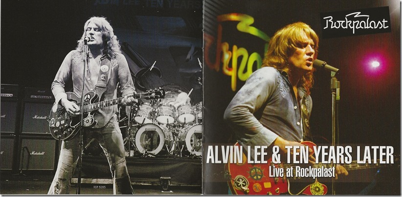 Alvin Lee & Ten Years Later - Live At Rockpalast
