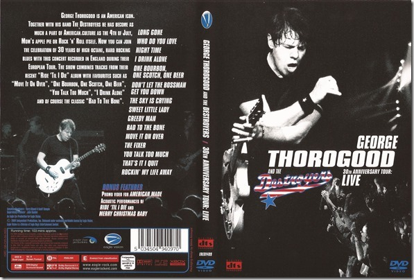 George Thorogood - Live
