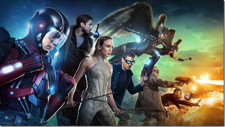 DC's Legends Of Tomorrow (10)