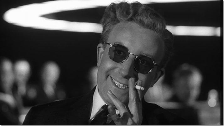 Dr. Strangelove or How I Learned to Stop Worrying and Love the Bomb (1)