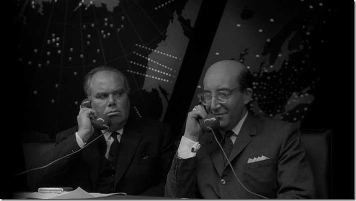 Dr. Strangelove or How I Learned to Stop Worrying and Love the Bomb (2)