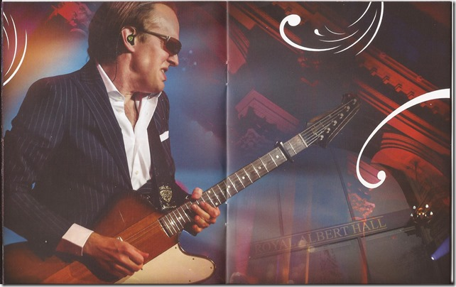 Joe Bonamassa - Tour De Force - Royal Albert Hall - B 2